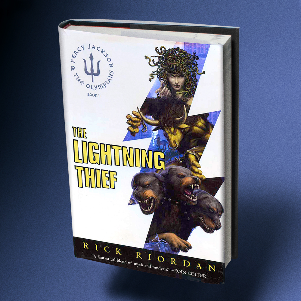 read percy jackson and the lightning thief pdf